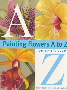 Painting Flowers A to Z - $24.95