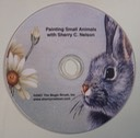 Painting Small Animals: Technique for Fur & Eyes - $19.95
